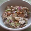 Roasted Cashew Chicken Salad
