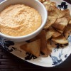 Pita Chips & 4 Way Hummus