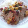 Lime Marinated Pork Tenderloin