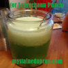 Lime Slush (Or Leprechaun Punch)