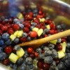 Cran-Blue Berry Sauce