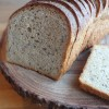 Whole Wheat Quinoa Bread (100% whole grain!)